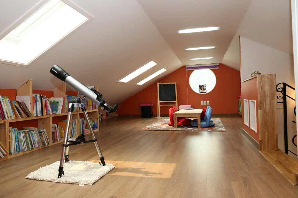 Time taken for loft conversion in Manchester